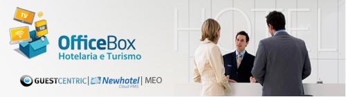 GuestCentric: OfficeBox Hotelaria e Turismo