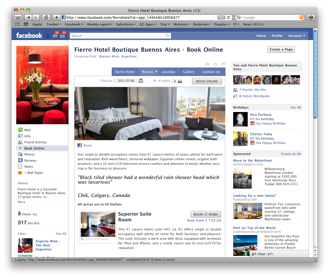 5 tips for a strong hotel facebook page - GuestCentric
