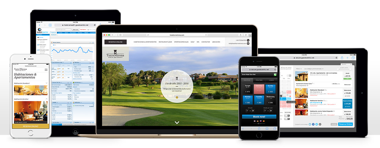 GuestCentric and TorreMirona Golf & Spa Resort partner for hotel's digital marketing needs