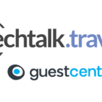 GuestCentric Logo & Techtalk.travel logo