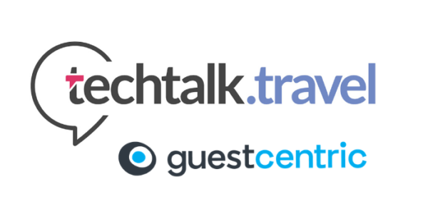 GuestCentric Logo & Techtalk.travel logo