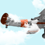 Travel Demand blog header image - featuring an image of an airplane.